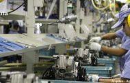 Utilização da capacidade da indústria atinge maior nível desde 2014