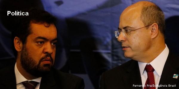 Vice-governador Claudio Castro assume governo do Rio de Janeiro