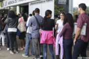 Criação de empregos em agosto atinge melhor nível em nove anos