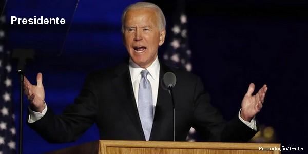 Leia a íntegra do discurso da vitória de Joe Biden como presidente eleito