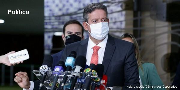 Lira vai buscar saídas para enfrentar pandemia junto com governadores