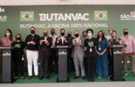 Butantan desenvolve a primeira vacina 100% nacional contra COVID-19