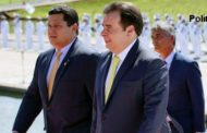 Maia e Alcolumbre criticam em nota conjunta postura de Bolsonaro contra isolamento social