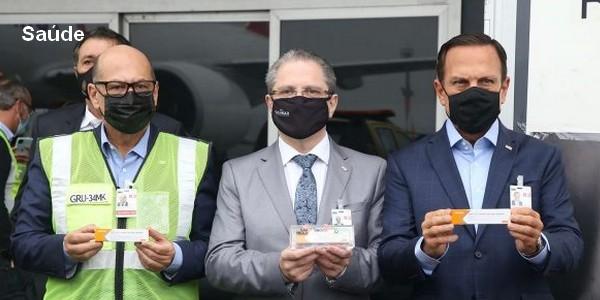 Instituto Butantan inicia produção da vacina CoronaVac