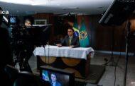 Bolsonaro diz que Brasil será autossuficiente na produção de vacinas
