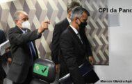Roberto Dias, ex-diretor de Logística do Ministério da Saúde, recebe voz de prisão na CPI da Pandemia