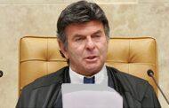 Desprezo às decisões judiciais é crime de responsabilidade, afirma Fux sobre Bolsonaro