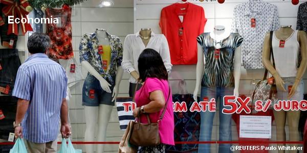 Vendas no varejo recuaram 3,1% em agosto
